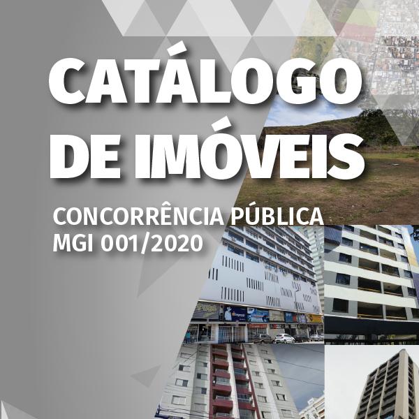 CONCORRÊNCIA PÚBLICA MGI 001/2020